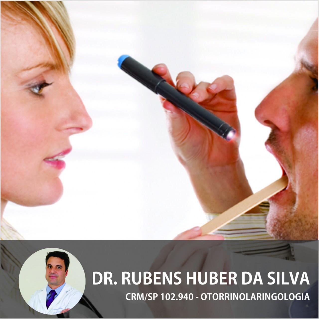 Exame cordas vocais